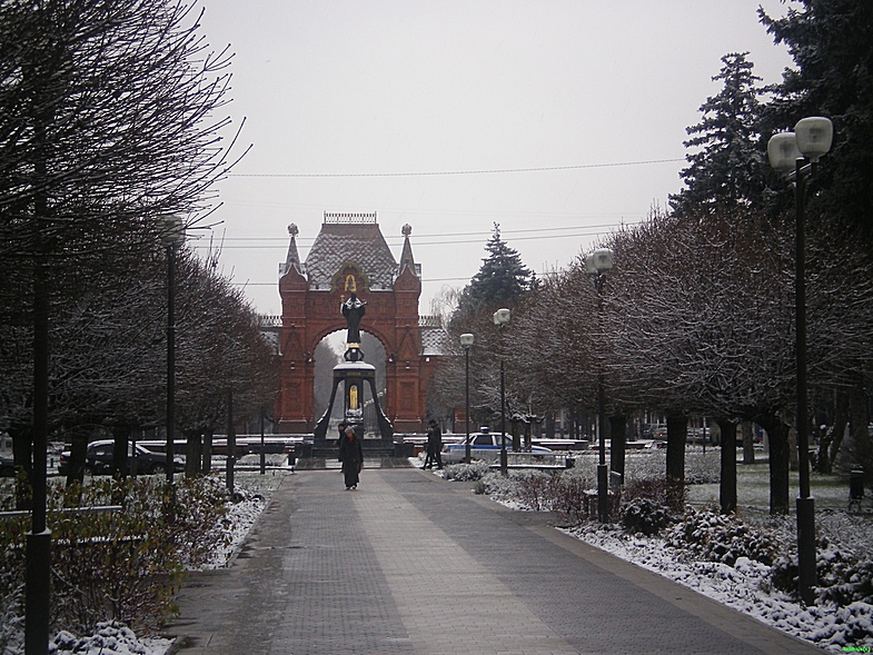 Красивый зимний пейзаж фото для обоев ведь