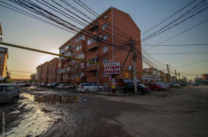 улица фото российская