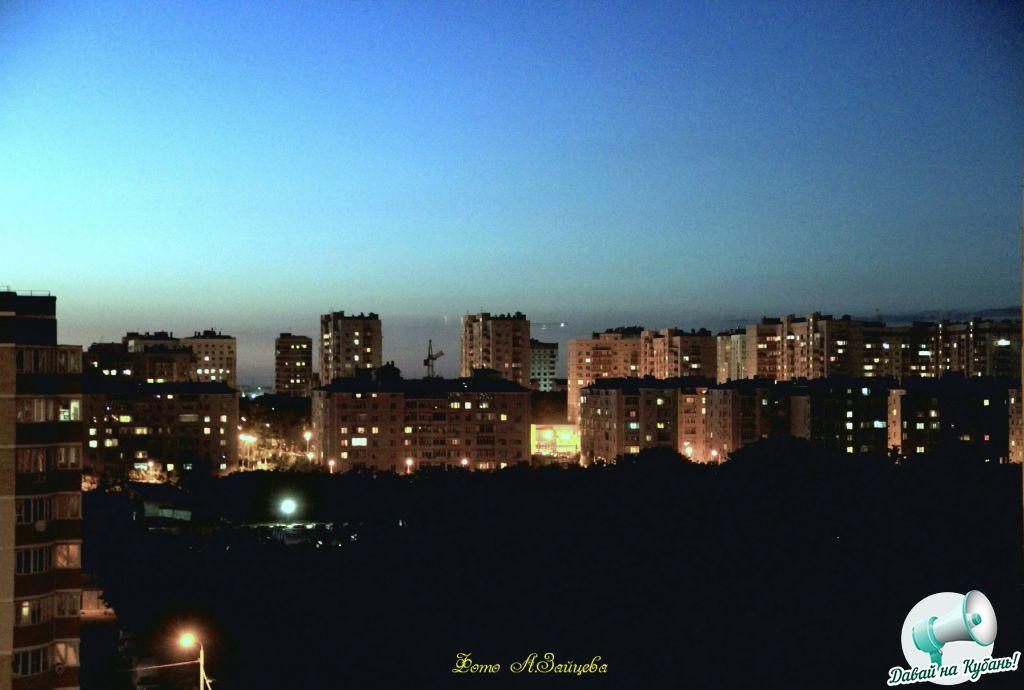 Короткая летняя ночь