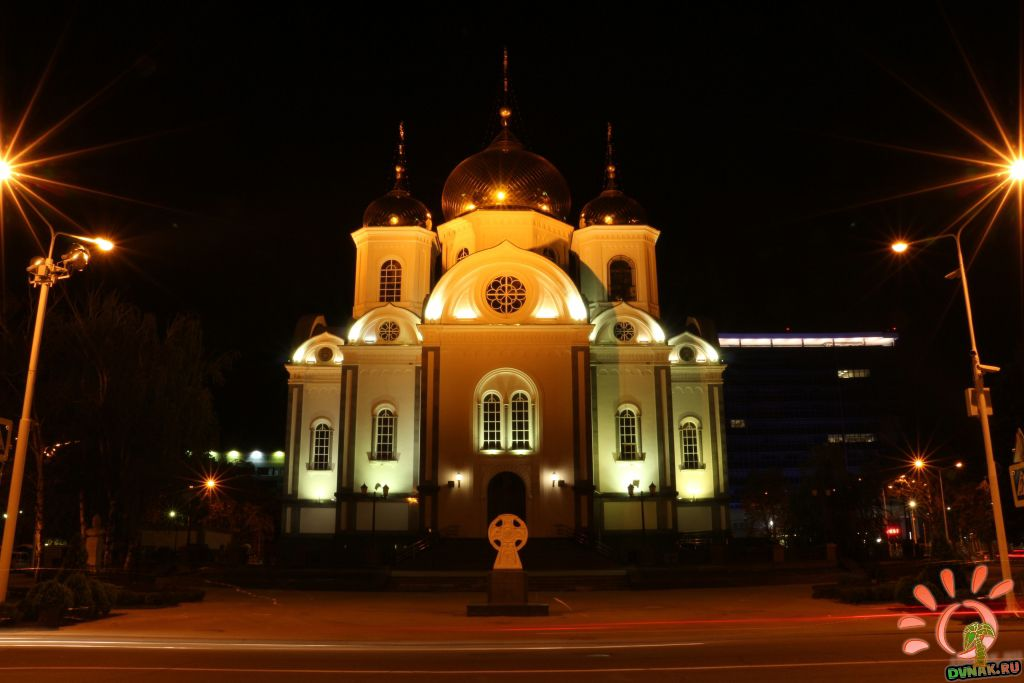 Александро-Невский собор Краснодар