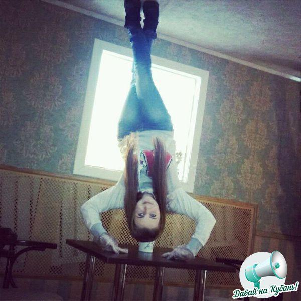 Перевернутая комната,парк иллюзион.Хабаровск